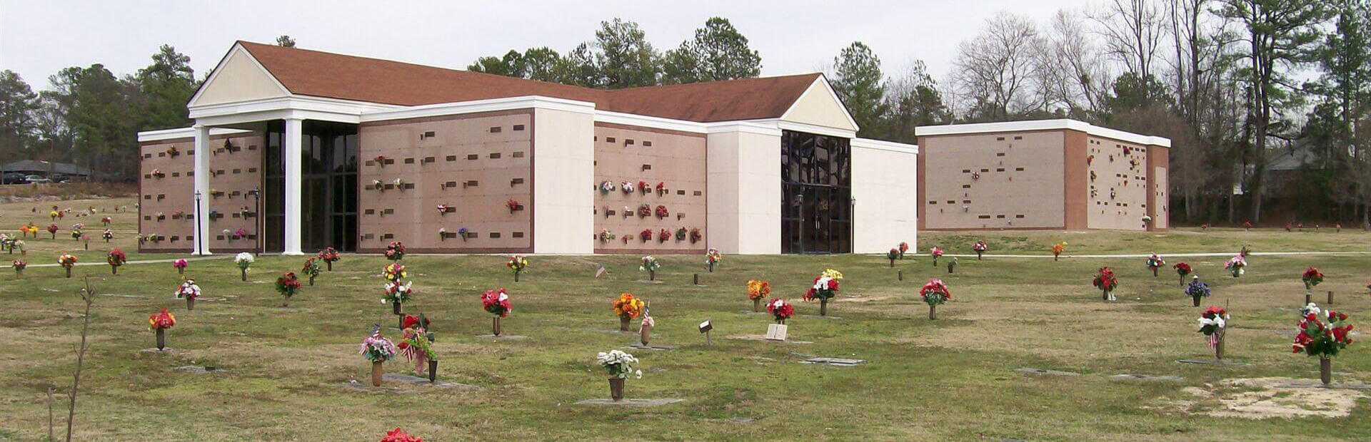 Richmond County Memorial Park Cemetery in Rockingham, NC