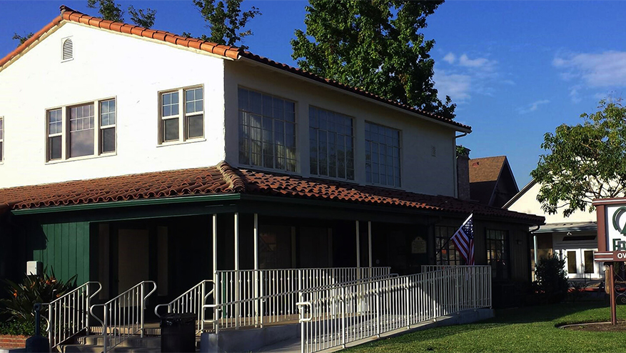 tour our funeral home in Azusa, CA