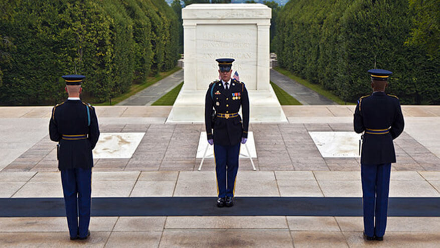 veteran funeral services in Falls Church,VA