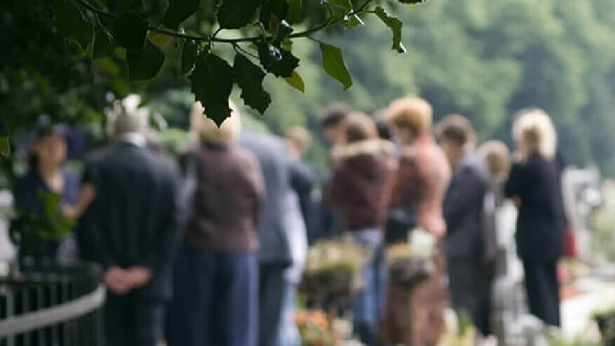 burial services in Falls Church, VA