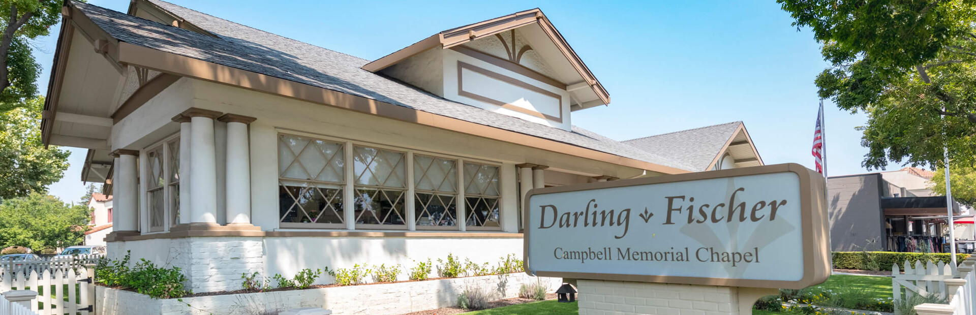Darling & Fischer Campbell Memorial Chapel in Campbell, CA