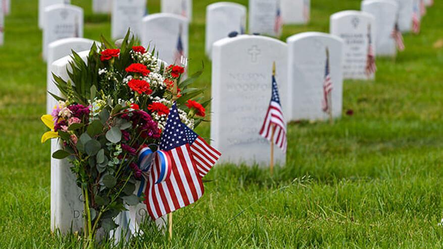 veteran headstones
