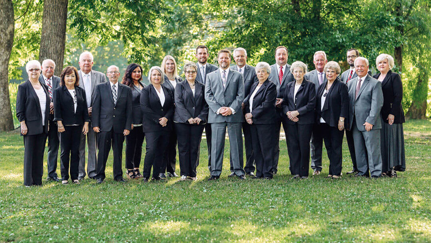 meet our funeral staff