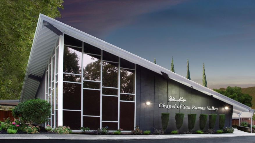tour our funeral home in Danville, CA