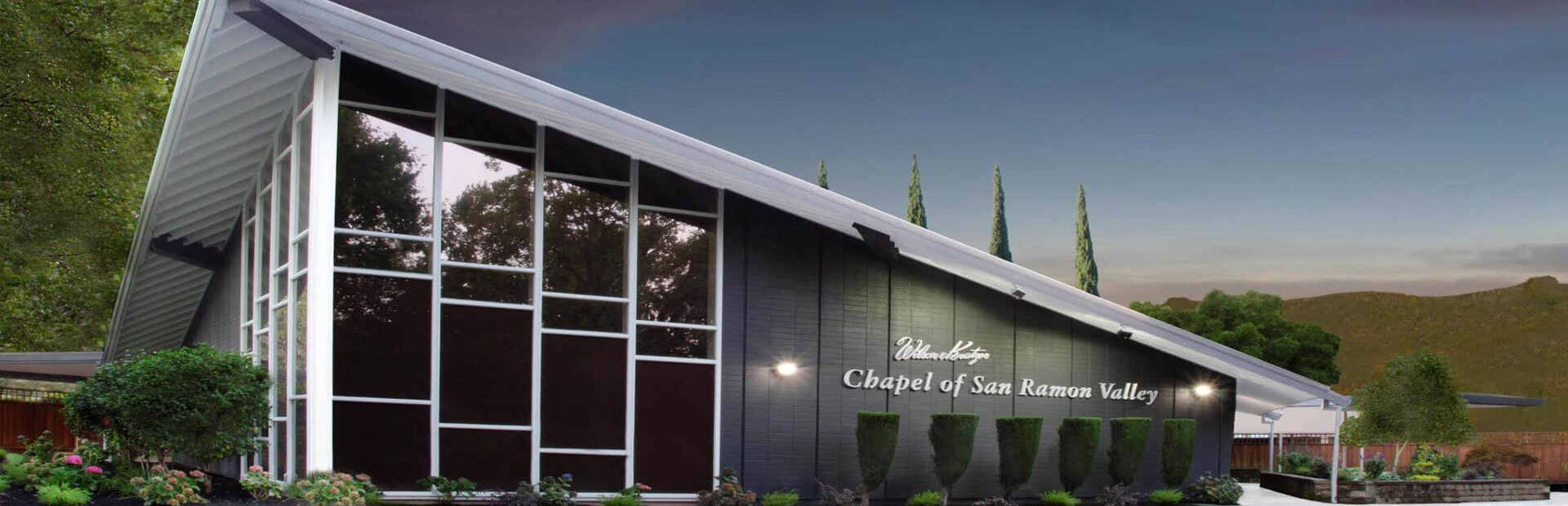 Wilson & Kratzer Chapel of San Ramon Valley in Danville, CA