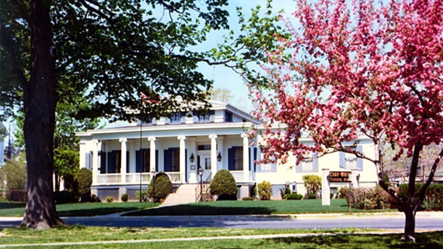 tour our funeral home in Milford CT