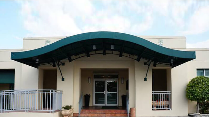 tour our funeral home in Miami, FL