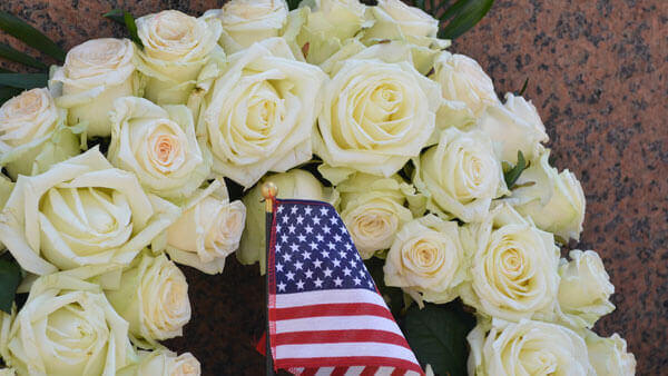 veteran funeral service Wolcott, CT