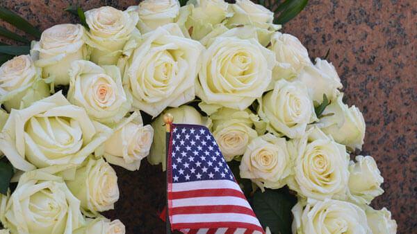 veteran funeral service Alameda, CA