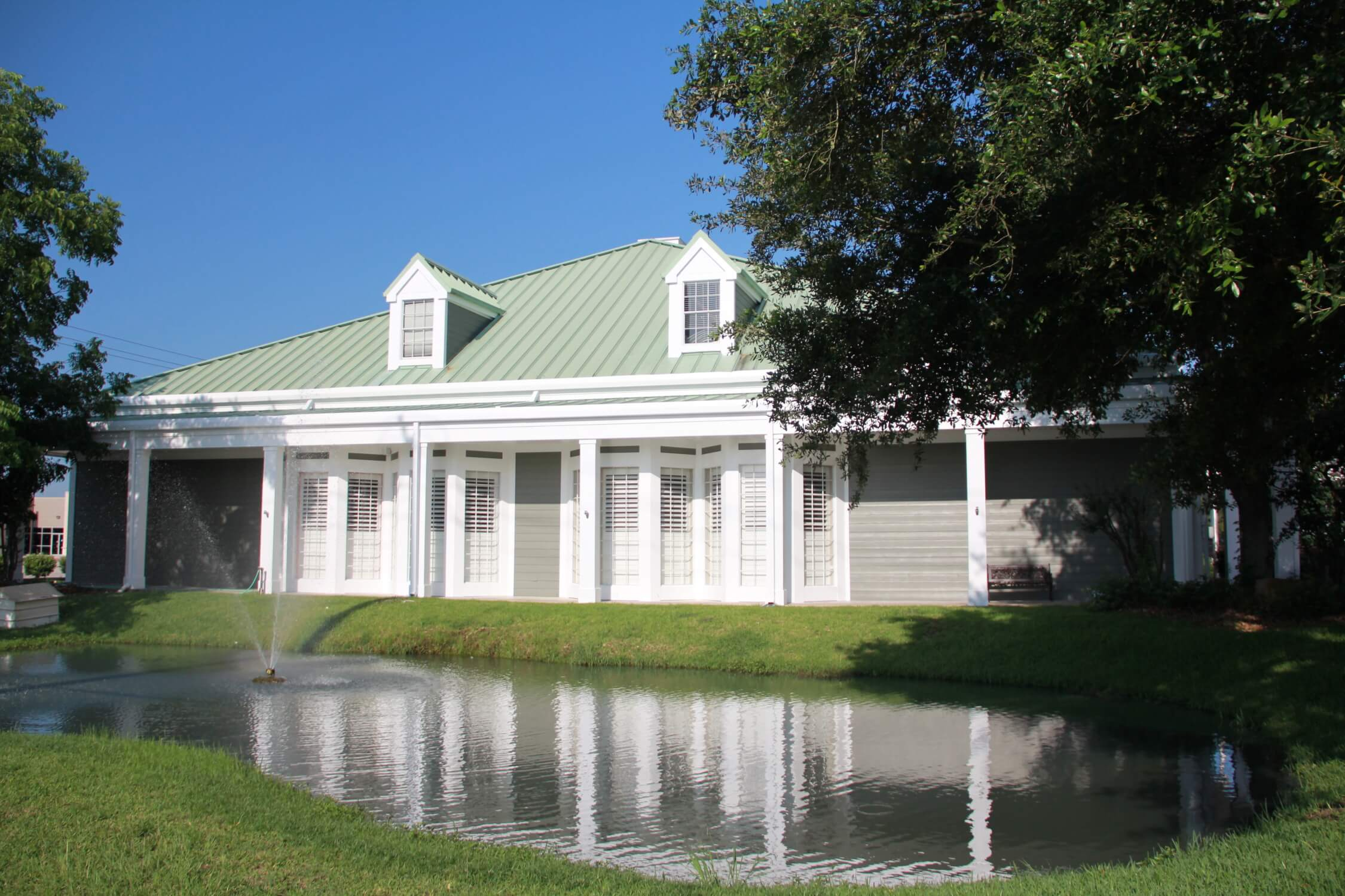 tour our funeral home in Baytown, TX