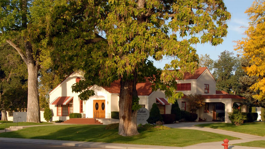 tour our funeral home in Caldwell, ID