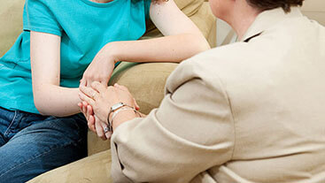 grief support in Montgomery, IL