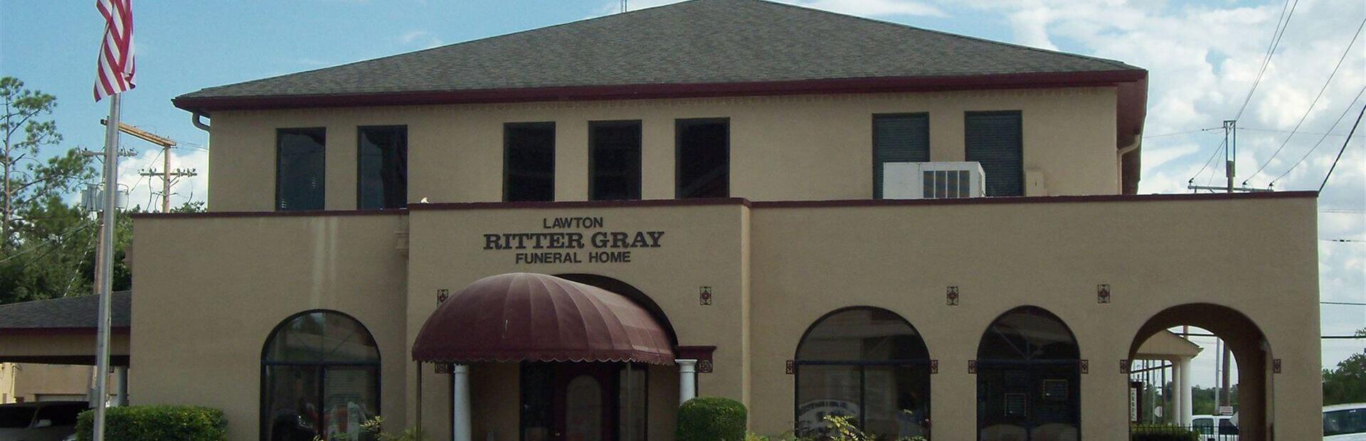 Lawton Ritter Gray Funeral Home in Lawton & Grandfield, OK