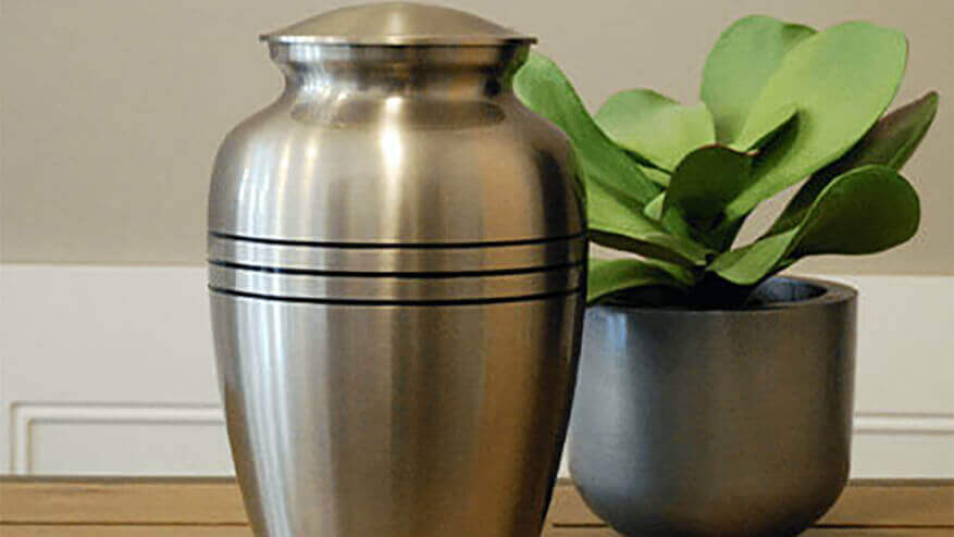 cremation memorial products urns