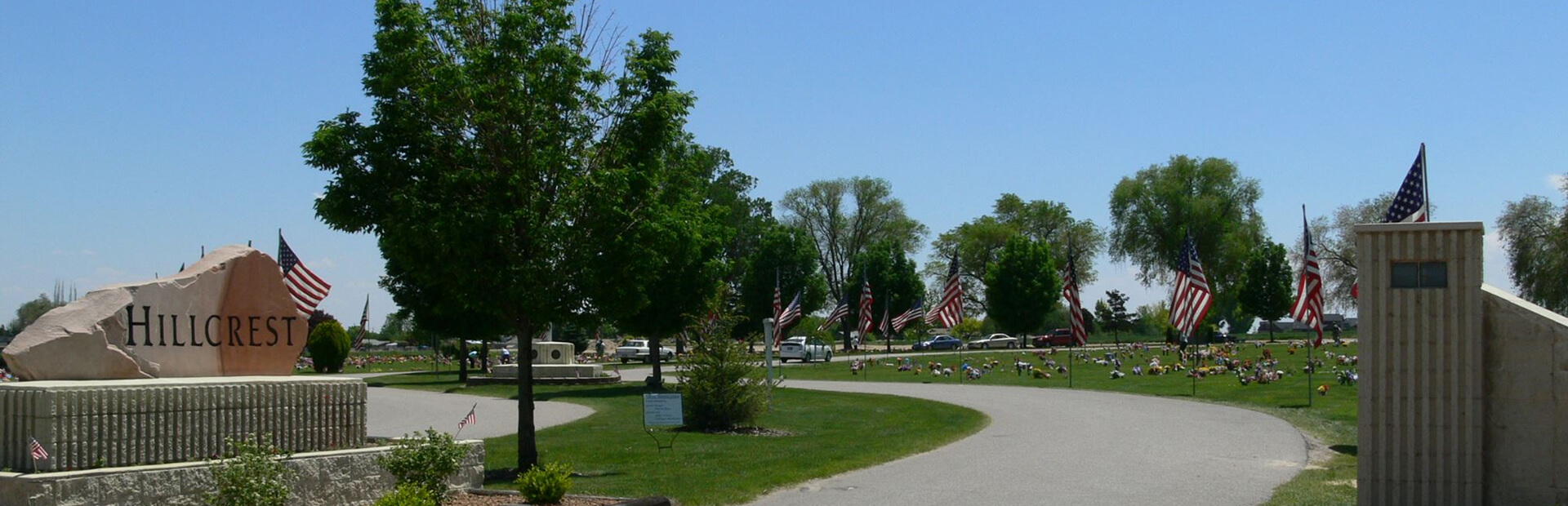 Hillcrest Memorial Gardens in Caldwell, ID