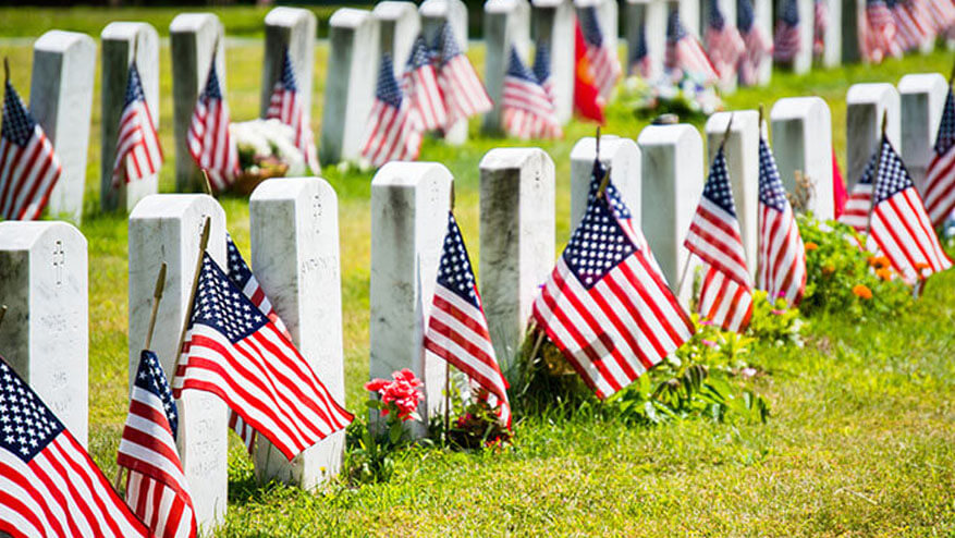 veteran burial options