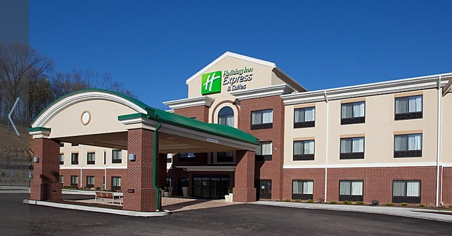 Holiday Inn Express  Suites Zanesville North