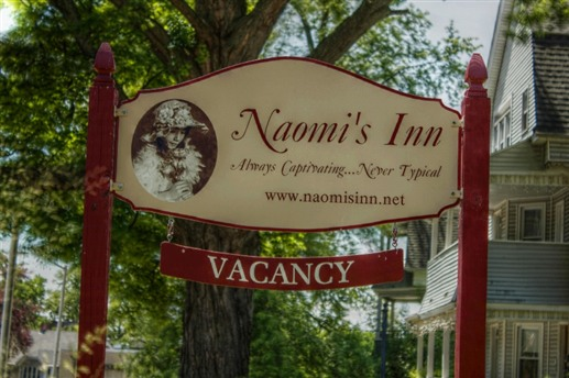 Naomi's Inn Bed and Breakfast