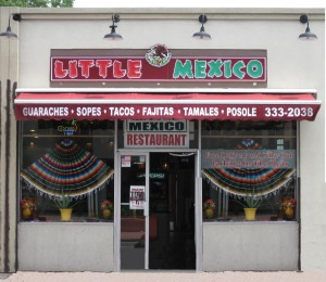 Little Mexico Bar  Restaurant