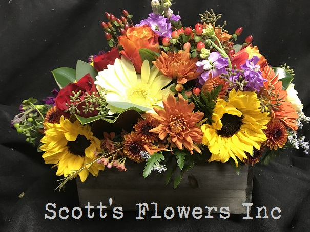 Scott's Flowers Inc.