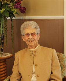 Betty M Carlson