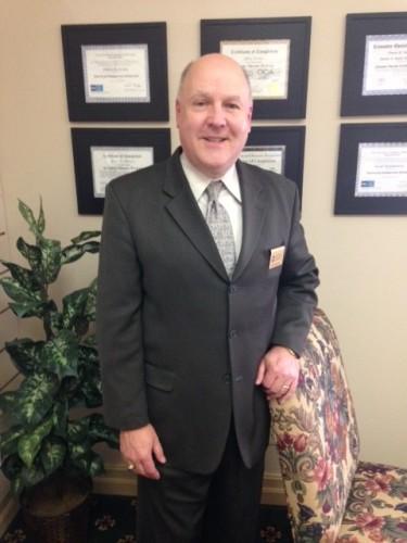 Jeffrey W. Seaman, CFSP