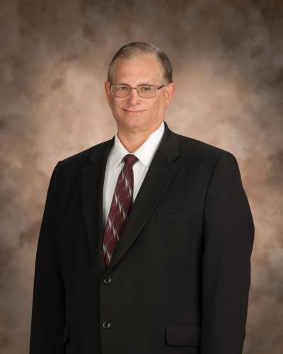 Reverend Estil P. 'Butch' Hammed, Jr.