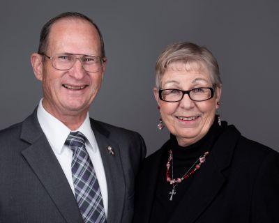Larry & Linda McGhee