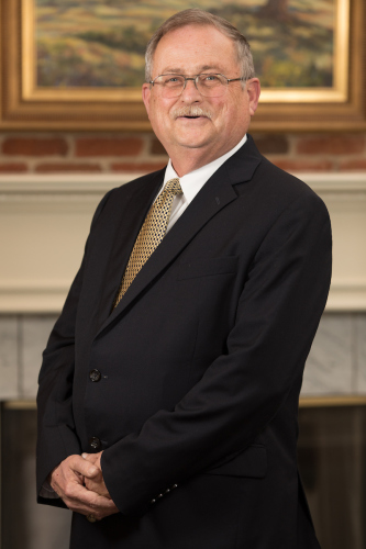 Dr. Keith McLeod