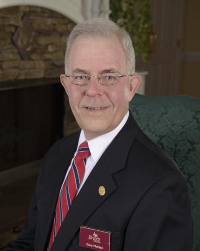 Rev. Gary McNair