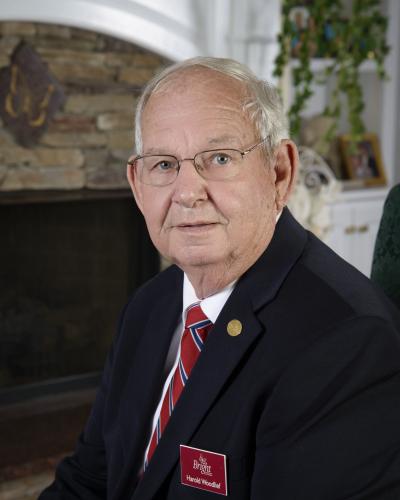 Rev. Harold Woodlief