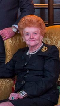 """Martha """"Marti"""" (Mrs. Robert L.) Carter"""