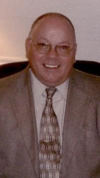 Pastor Ed Caudill