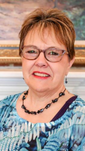 Yvonne Blevins