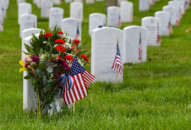 veteran headstones