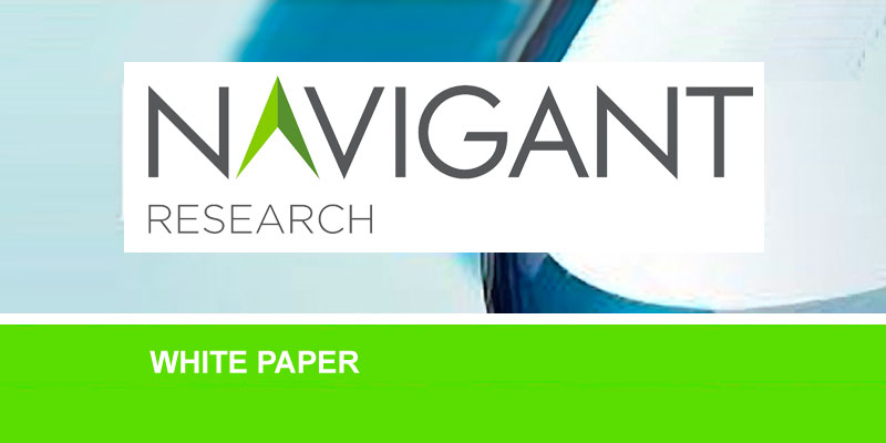 Navigant Research Publishes White Paper on Advanced Conductors