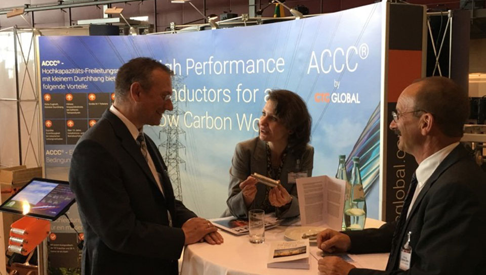 ACCC Conductor Presented at German Network Development Conference