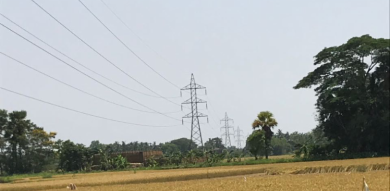 First ACCC Conductor Project Completed in Jharkhand, India