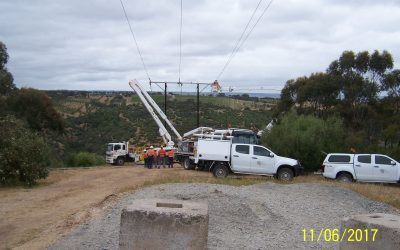SA Power Networks Completes First ACCC® Conductor Installation in Australia