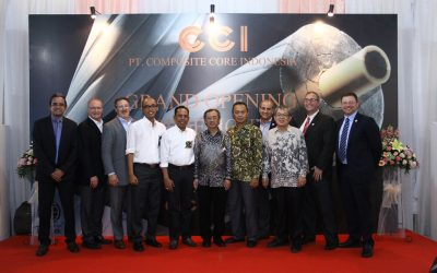CTC Global Announces New ACCC® Conductor Core Production Facility in Indonesia