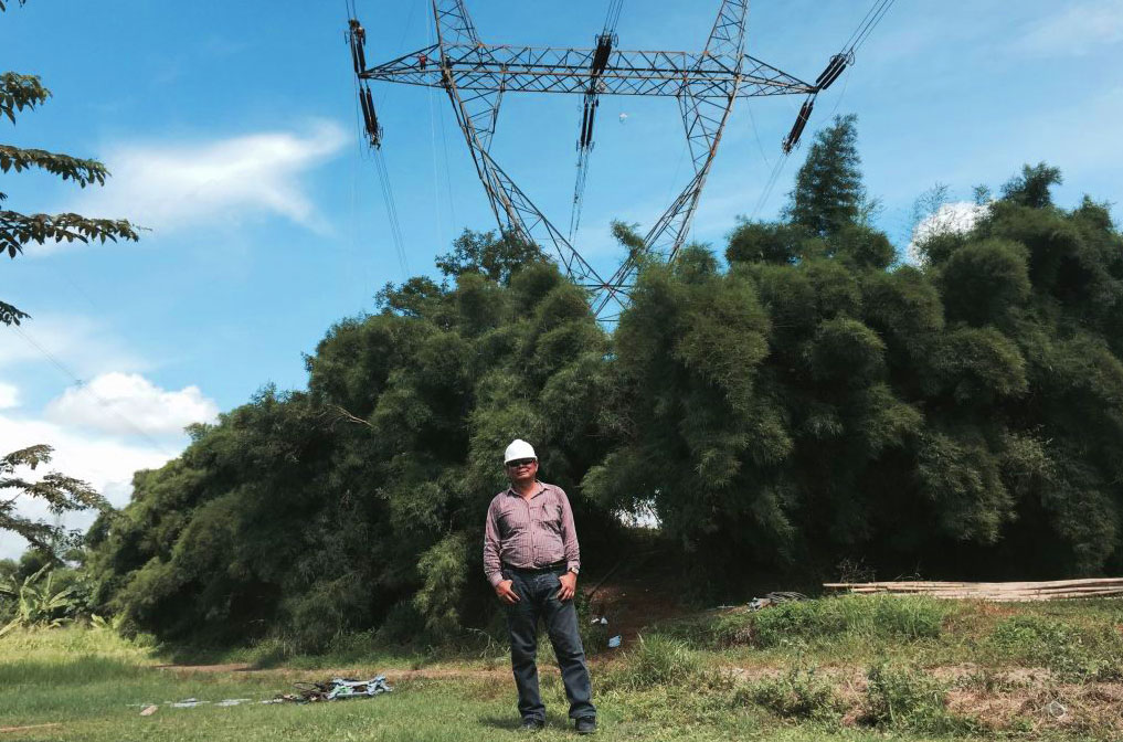 PLN Starts Second 500 kV-ACCC-Conductor Upgrade 1017x672px