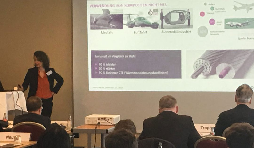 ACCC® Conductor Showcased at Freileitung 2019 Event in Darmstadt, Germany