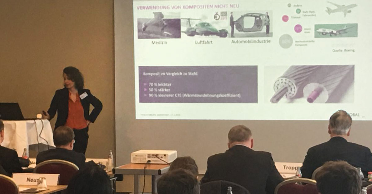 ACCC® Conductor Showcased at Freileitung 2019 Event in Darmstadt, Germany 1200x628px