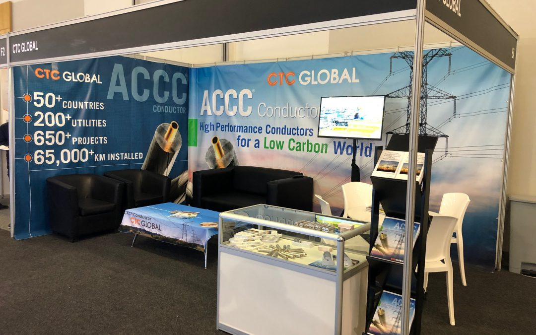 CTC Global at 19th Annual African Utility Week Expo