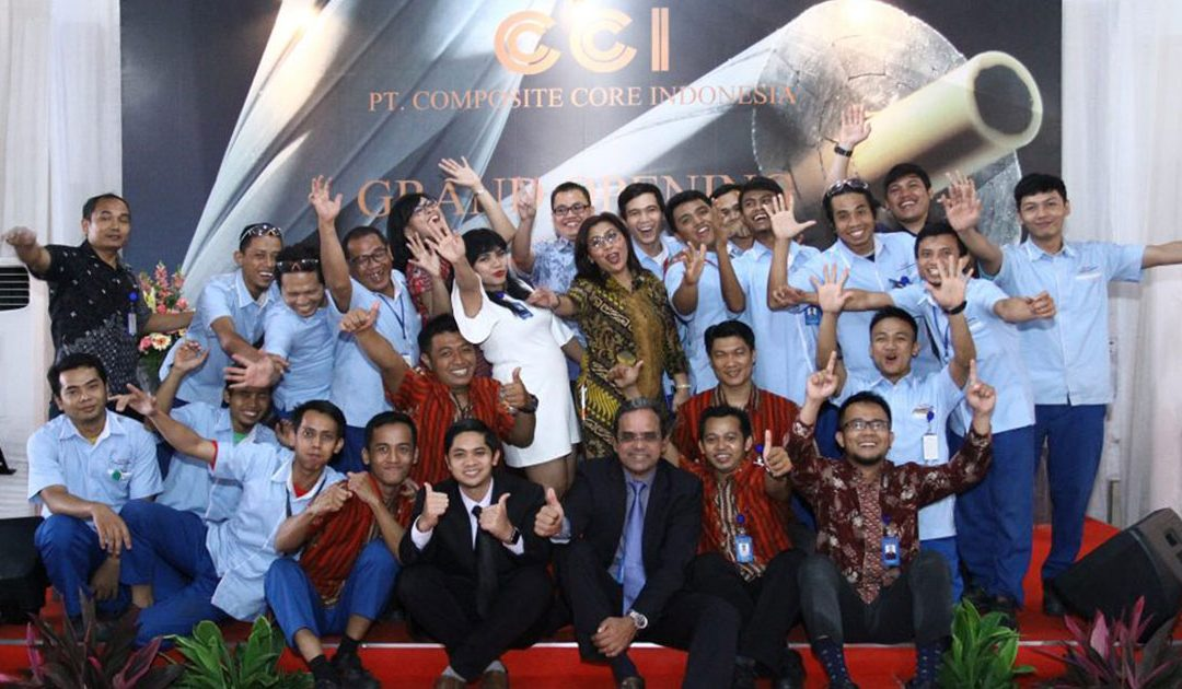 CTC Global's Joint Venture Core Production Facility in Indonesia, CCI, Announces Expansion Plan