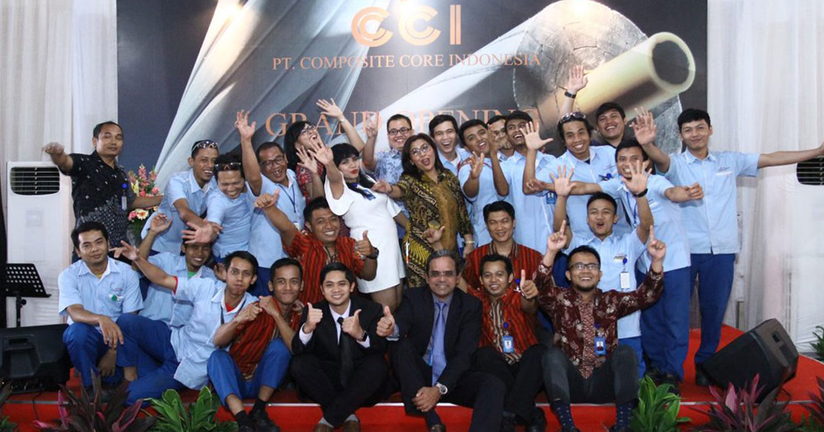 CTC Global's Joint Venture Core Production Facility in Indonesia, CCI, Announces Expansion Plan 1200x630px