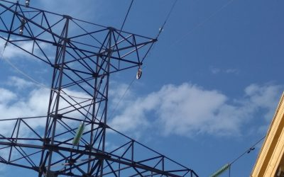 National Grid Russia (FSK) Installs ACCC Conductor to Serve as Overhead Protective Ground Wire (OPGW)