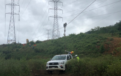 ETESA Completes 2nd 230 kV ACCC Conductor Installation in Panama