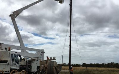 SA Power Networks finaliser zweite ACCC® Leiterseilinstallation in Australien ab
