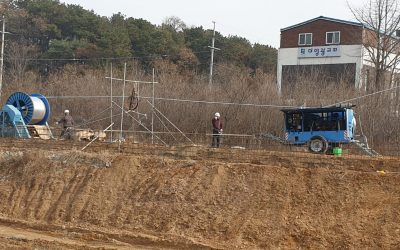 First Commercial ACCC® Conductor Installation Completed in South Korea
